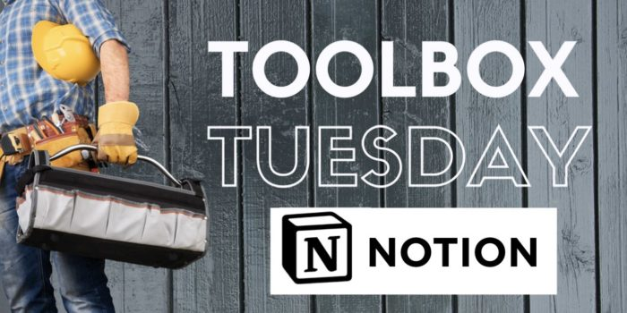 Notion Toolbox