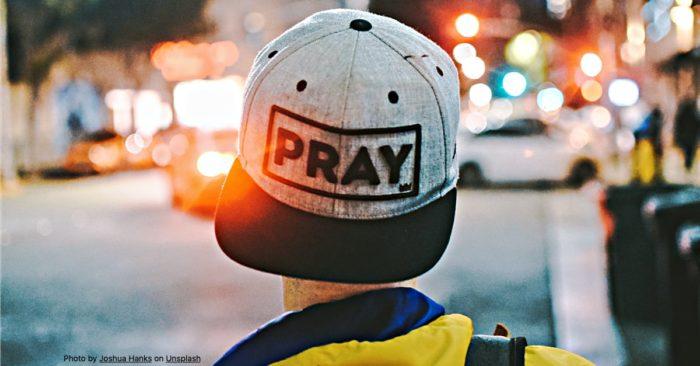 pray title